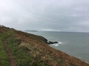 Along the Ceredigion Coastal Path